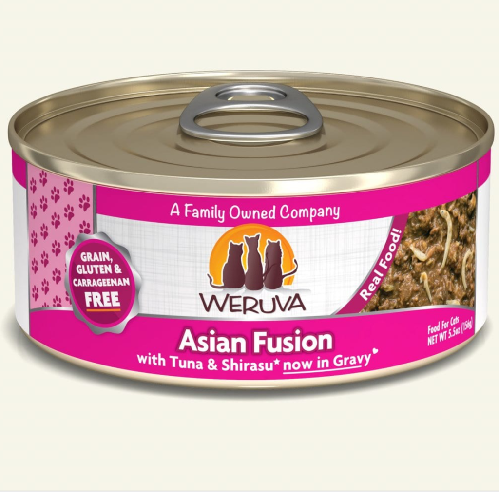 Weruva Weruva WRV Asian Fusion Cat 5.5oz