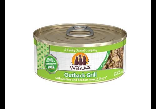 Weruva Weruva WRV Outback Grill Cat 5.5oz