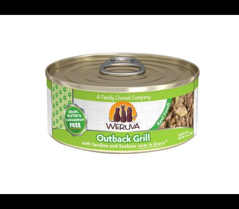 Weruva WRV Outback Grill Cat 5.5oz