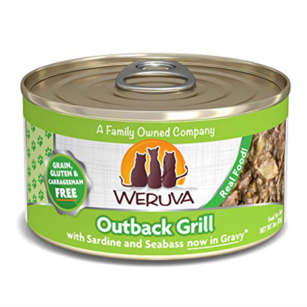 Weruva Weruva WRV Outback Grill 3oz
