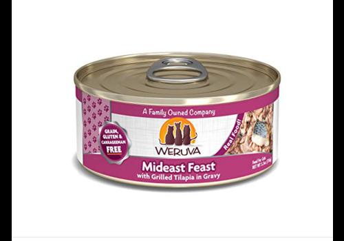 Weruva Weruva WRV Mideast Feast Cat 5.5oz