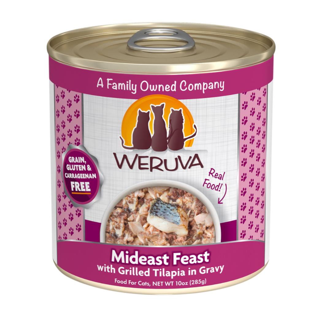 Weruva Weruva WRV Mideast Feast Cat 10oz