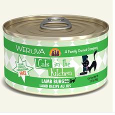 Weruva Weruva WRV CITK Lamb Burger Cat 6oz