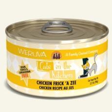 Weruva Weruva WRV CITK Chicken Frick A 6oz