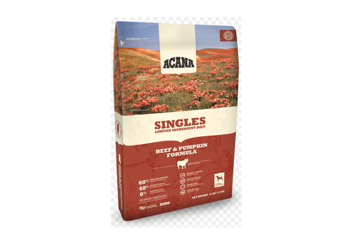 Acana Acana Beef & Pumpkin Dog Food 25#