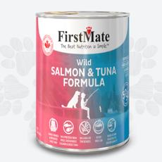 First Mate First Mate 50/50 Salmon Tuna Dog 12.2oz