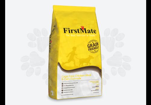 First Mate First Mate WG Friendly Chicken Oats Dog 5#