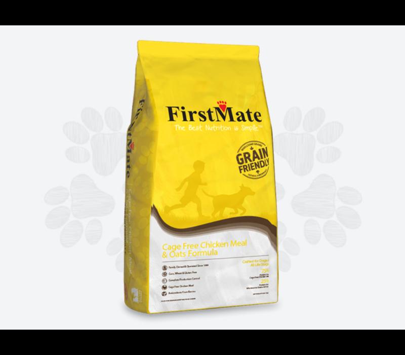 First Mate WG Friendly Chicken Oats Dog 5#
