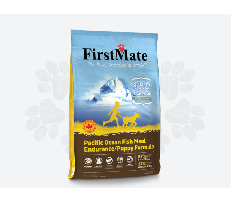 First Mate GF Fish Puppy 5#