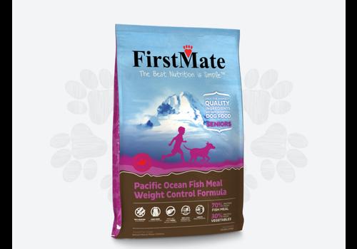 First Mate First Mate GF Fish Weight Senior Dog 5#
