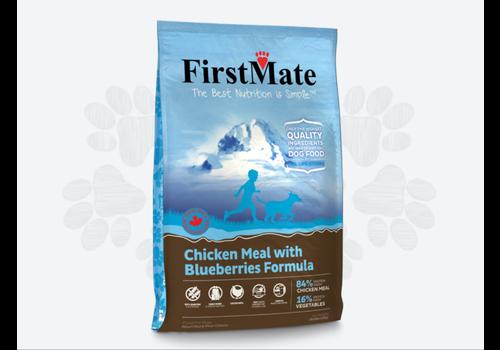 First Mate First Mate GF Chicken BB ALS Dog 5#