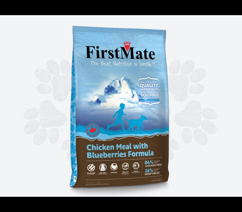 First Mate GF Chicken BB ALS Dog 28.6#