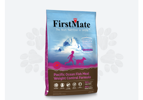 First Mate First Mate Grain Free Fish Weight Senior Dog 28.6