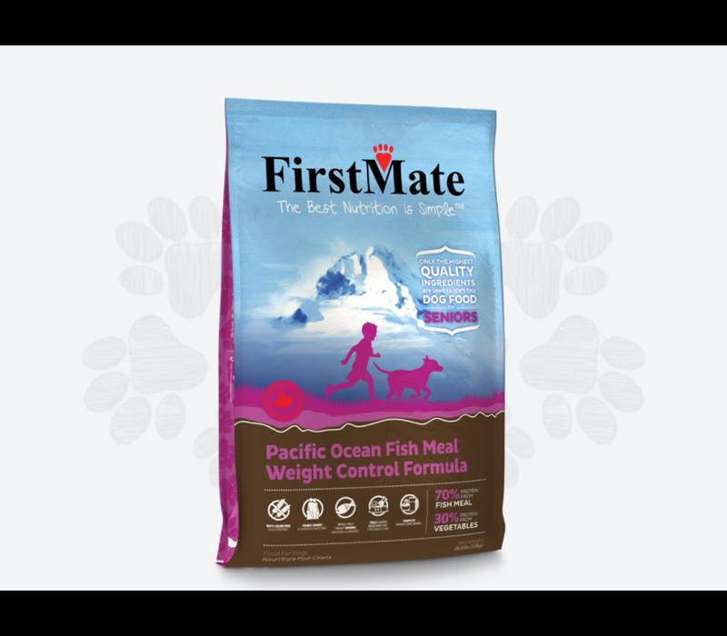 First Mate GF Fish WT Senior Dog 28.6