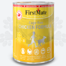 First Mate First Mate Cage Free Chicken 12.2oz