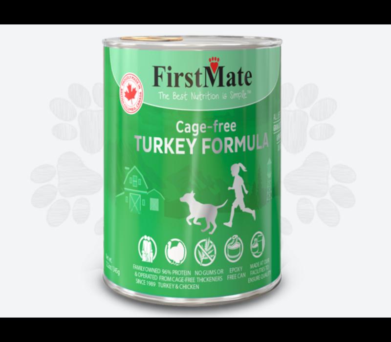 First Mate LID Turkey Dog 12.2oz