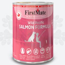 First Mate First Mate LID Grain Free Wild Salmon Dog 12.2oz