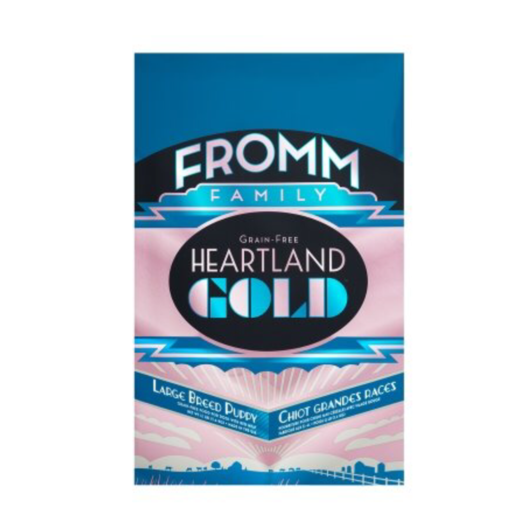 Fromm Fromm Heartland Puppy LB 12#