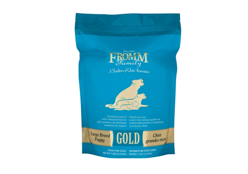 Fromm Fromm Gold Large Breed Pup 5lb