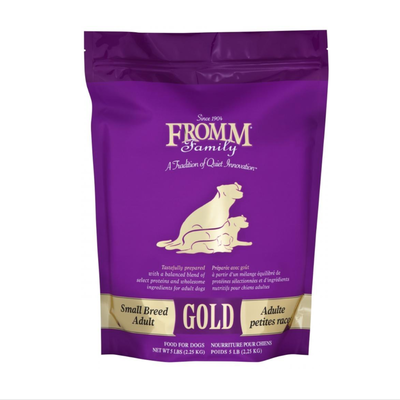 Fromm Fromm Gold Small Breed Adult 5#