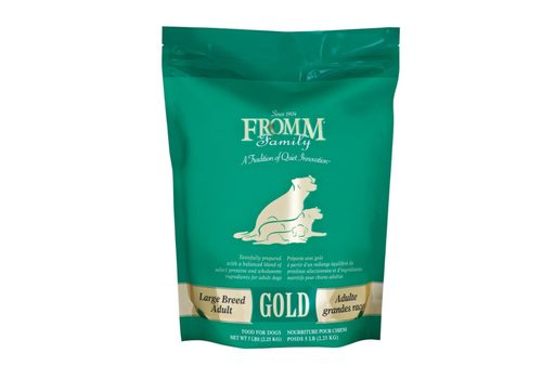 Fromm Fromm Gold Large Breed Ad 15lb