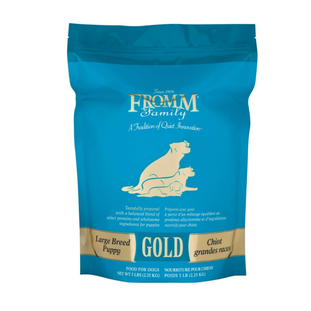 Fromm Fromm Gold Large Breed Pup 15#