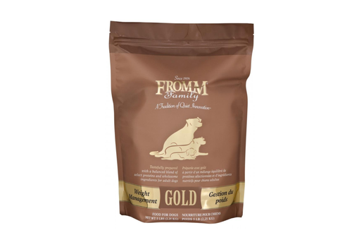 Fromm Fromm Gold Weight Mgmt 15#
