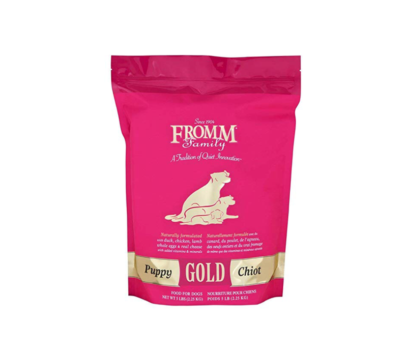 Fromm Gold Puppy 33lbs