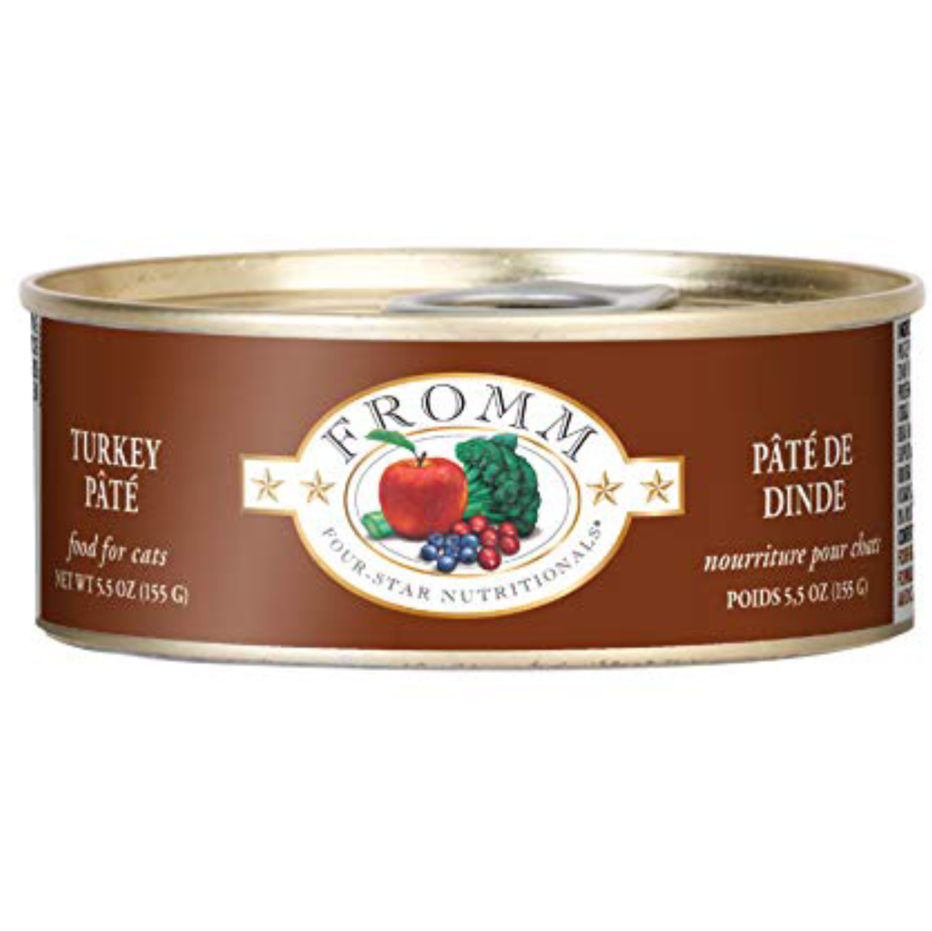 Fromm Fromm Cat Turkey Pate 5.5oz