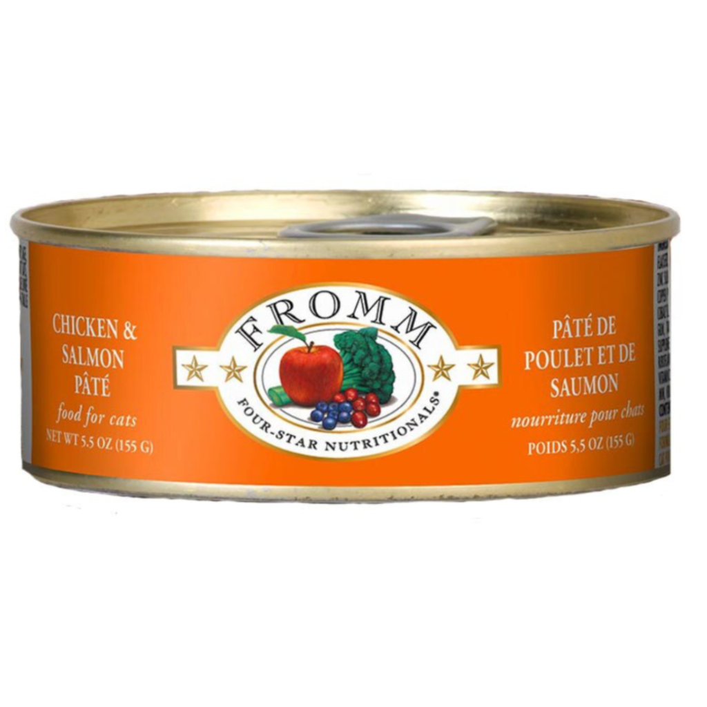 Fromm Fromm Cat Chicken/Salmon 5.5oz