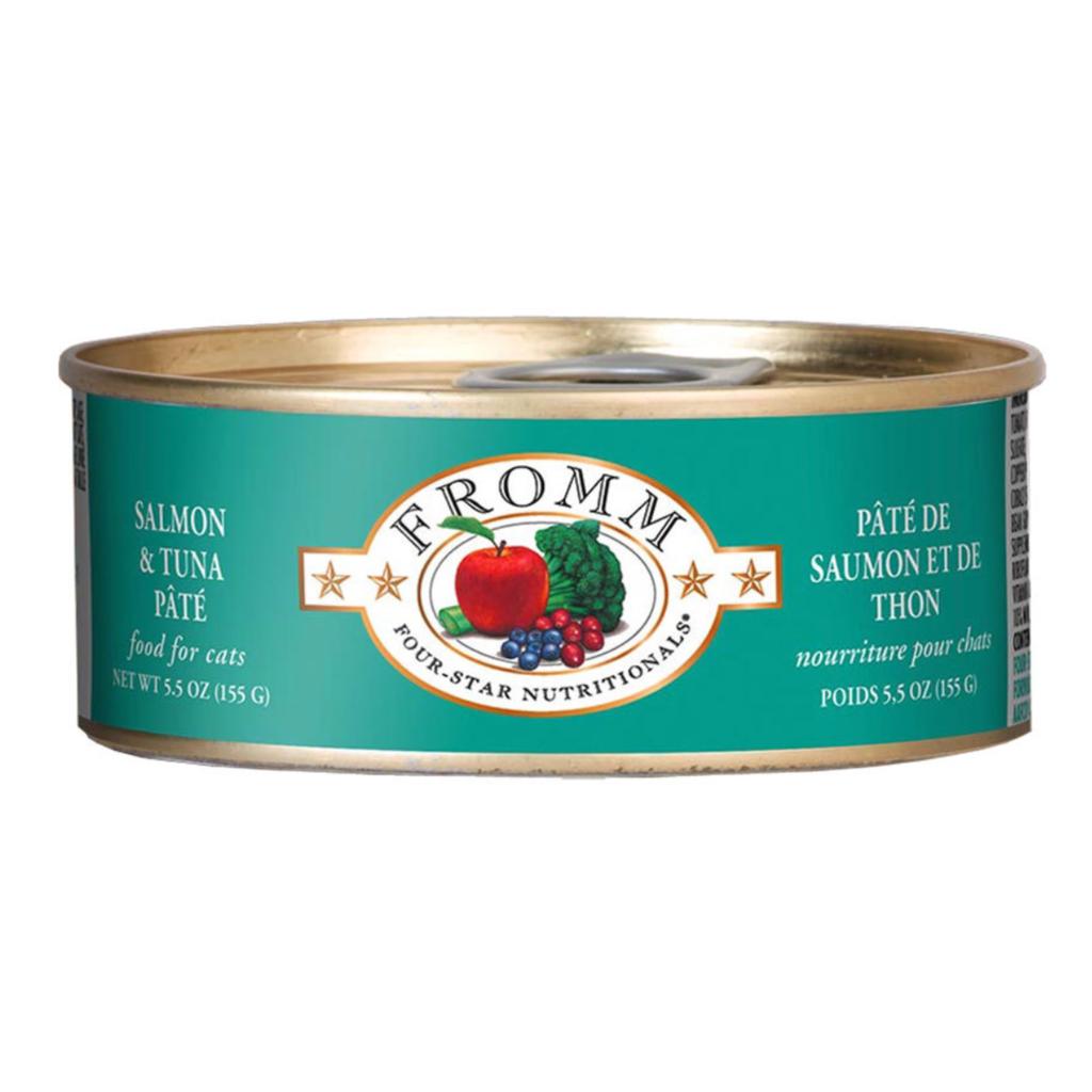 Fromm Fromm Cat Salmon/Tuna 5.5oz