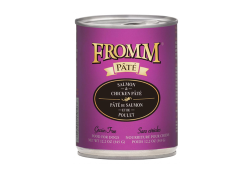Fromm Fromm Gold Salmon Pate 12.2oz