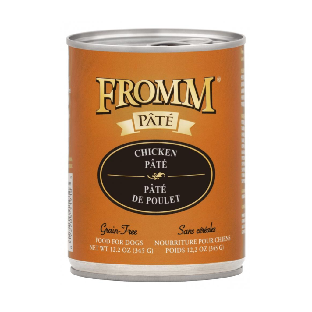 Fromm Fromm Gold Chicken Pate 12.2oz