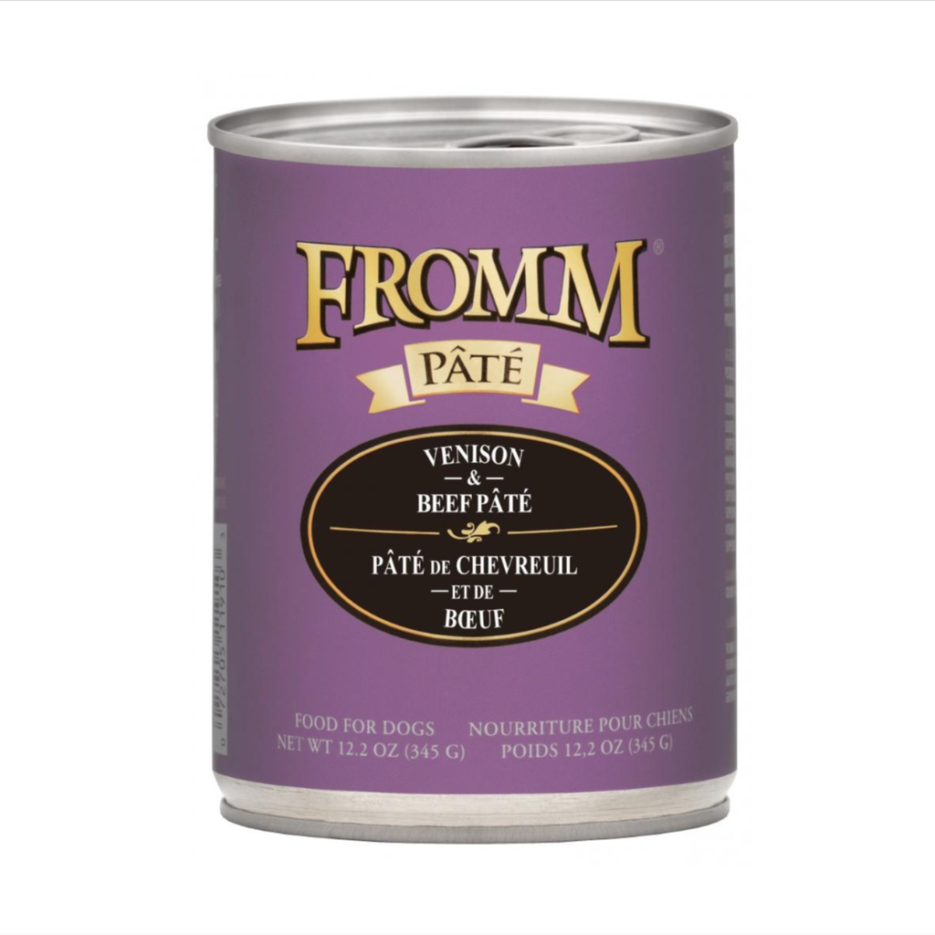 Fromm Fromm Gold Venison/Beef 12.2oz