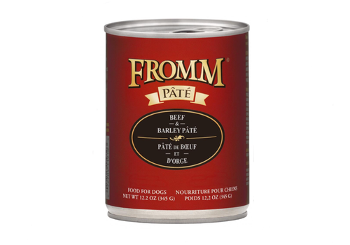 Fromm Fromm Gold Beef/Barley 12.2oz