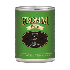 Fromm Fromm Gold Lamb Pate 12oz