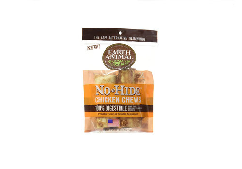 Earth Animal No Hide Chicken (2 pack/ 4 inch)