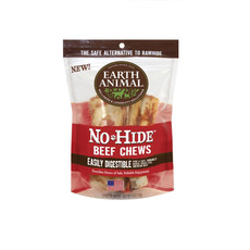 Earth Animal No Hide Beef (2 pack/ 4 inch)