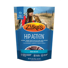 Zuke's Zuke's Hip Action Beef 6oz