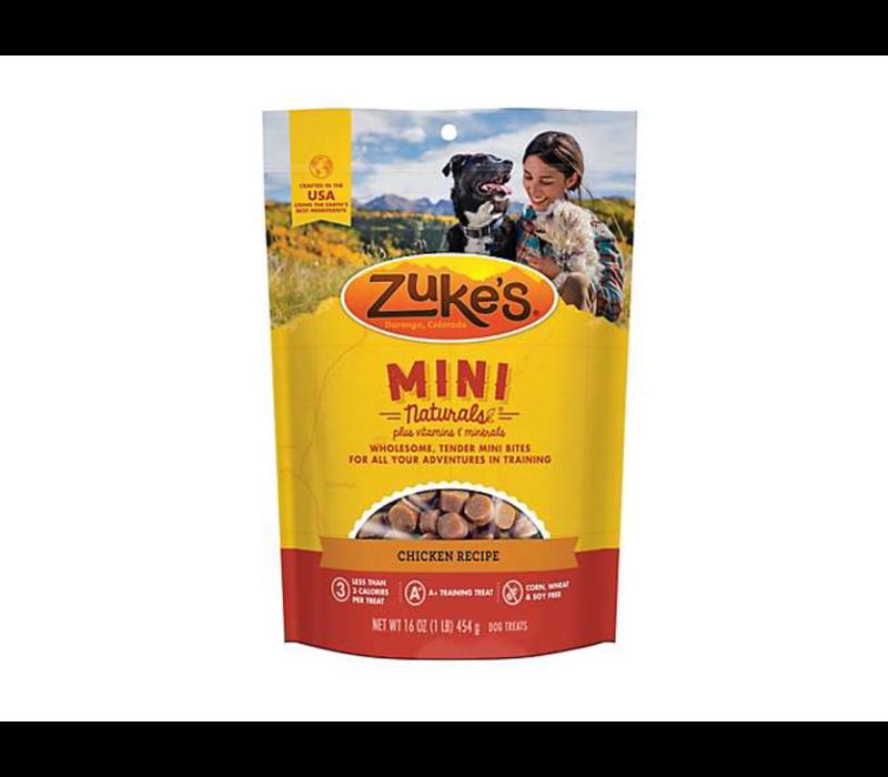 Zuke's Mini Naturals Chicken 16oz