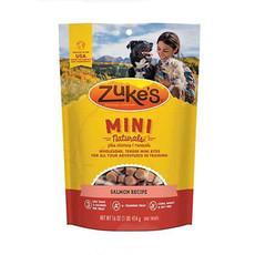 Zuke's Zuke's Mini Naturals Salmon 16oz