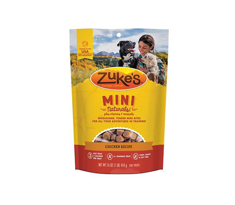 Zuke's Mini Naturals Chicken 6oz