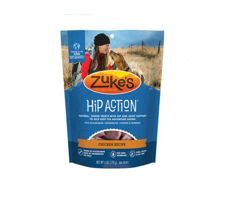 Zuke's Hip Action Chicken 6oz