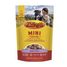Zuke's Zuke's Mini Naturals Rabbit 16oz