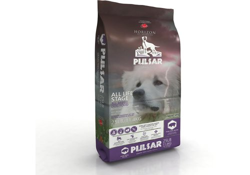 Horizon's Pulsar Horizon Pulsar Pork Meal Recipe Grain-Free Dry Dog Food 25#