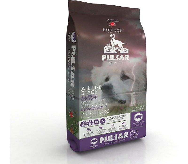 Horizon Pulsar Pork Meal Grain-Free Dog Food 25#