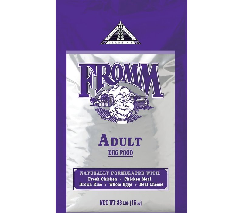 Fromm Classic Adult 33lbs