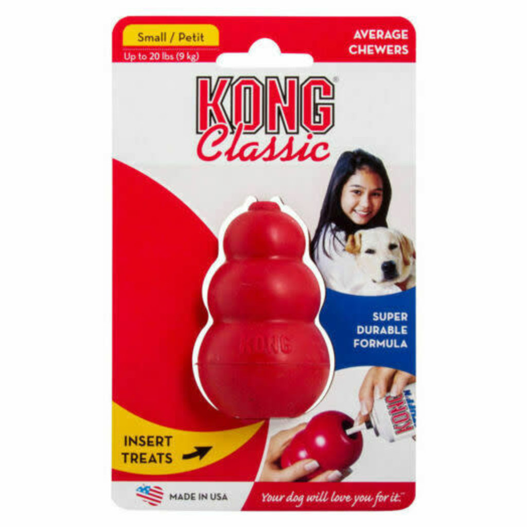 Kong Kong Classic Red Small