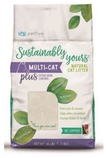 Sustainably Yours Sustainably Yours Cat Litter Nat Multi Cat Plus 26#