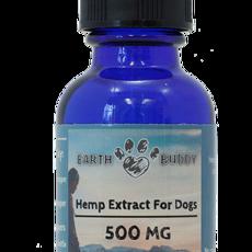 Earth Buddy Earth Buddy Hemp Oil Dog 500mg
